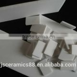 Supply all types of High Thermal Conductivity ultrathin alumina ceramic substrate for insulator
