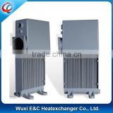 concrete mixer truck parts cooling system oil cooler with fan