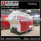 DZH Model Special Design Professional Wood Fuel Boiler