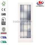 JHK-G24 Sale Australian Glass Partition Standard Kitchen Cabinet Interior Door