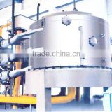 Waste paper pulp deinking line for ink removing