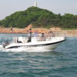 QD 20.5 open fiberglass high speed sport fishing boat
