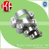 Overhead line fitting 20mm diameter u typed high quality UL listed malleable iron conduit clamp