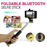 Support all mobile phone digital camera bluetooth wireless selfie- stick,camera stick holder