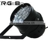 RIGEBA NEW HOT SELLING 20*8W RGBW 4 IN 1 indoor wireless led par can