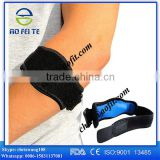 Aofeite athlete sports elbow pain relief pad nylon elbow sleeve support pad