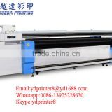 Large scale flex printing machine with konica head