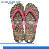 High quality new models PE slippers for lady