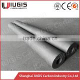 Proper electrical conductivity High Purity Graphite Tubes For Furnace