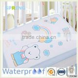 Waterproof baby care underpads kids urine pad bed bug mattress cover