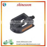 One piece PP bicycle pedal,bicycle pedal axle