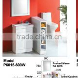 Home Component Cabinet Wash Basin Bathroom Storage Cabinets With Vanity Top