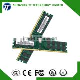 Brand factory price Desktop ram ddr2 1gb 2gb 667mhz 800mhz
