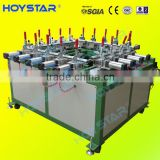 automatic screen printing stretching machine hoystar manufacturer