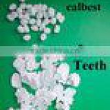 Calcium carbonate filler masterbatch/plastic filler/Plastic Raw Materials
