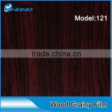 high-grade matt wood grain pvc foil/pvc lamination film for interior furniture