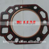 KINGSTONE tractor parts TL1125 cylinder head gasket diesel engine parts manufacturer and supplier