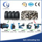 New full automatic trade assurance vulcanizing machines tyre retread
