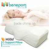 Benepom C-SUPORT PILLOW/Cushion/Headrest/Neck Pillow/Neck Massage Pillow