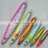 Slow Sinking Jigging Lure Classic Lead Fishing Bait of 2016A