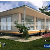 Econova Expandable Combined Flat Pack Modular Container House prefabricated house with solar system                                                                         Quality Choice