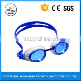 Wholesale top quality safety eco-friendly fashionable water goggles for kids                                                                         Quality Choice