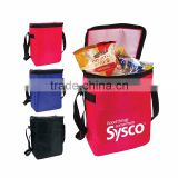 Factory Price Promotion gift item wholesale insulated picnic cooler bag,cheap 6 pack cooler bag .