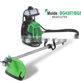 2 stroke garden tool backpack brush cutter power 42.7/51.7cc Gasoline Grass Trimmer with high quality