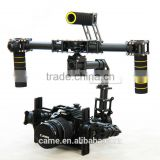 Clearance Sale CAME-7000 3 A xis Gimbal DSLR Video Stabilizer Brushless Gimbal Handle Camera Carbon Fiber Power Motor