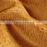 special design fast delivery new environmental protection 100% polyester wholesale flame-retardant mink cashmere fabric china