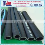 Mder high tensile wire spiral hydraulic rubber hose tube 4SP