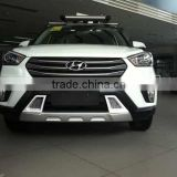 new product,2014 ix25 front +rear bumper guard(style C),front bumper guard for ix25,rear bumper guard for ix25