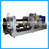 High quality and best sellers used two rolls rubber open mixing mill