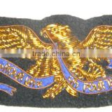 Hand Embroidered Badges , Emblems ,Crest , Insignias , Patches