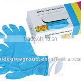 Powdered, Powder-free, Good Quality,Medical, Nitrile Examination Glove, aql1.5, sterile, manufacturers,disposable
