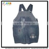 BKD baby boys denim overalls pants baby clothing