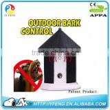 Hot selling Pet Products Puppy Outdoor Ultrasonic Anti Barking Control Birdhouse Bark Stop Sonic Dog Supplies Trainings CSB-10