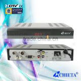 Ali3329 Chipset DVB-S Digital TV Satellite Receiver with Favourable Price and Good quality