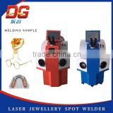 Laser Welding Machine with Engineers available to service machinery overseas
