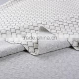 Hot New Products 2016 Clothing Fabric Acrylic Polyester Knit Fabric Yarn Dyed Jacquard Fabric