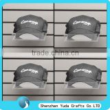slatwall cap display stand shelf with lips slatwall hat display acrylic single hat display stand slatwall