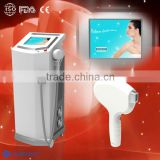 Professiona 808nm laser machine for painless hair removal on all skin colours