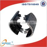 Truck Axle Drum Volvo type 4515 Brake Shoe
