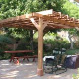 wood cbina cheap outdoor gazebo