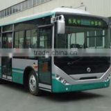 New Energy Dongfeng EQ6770CHT CNG passenger bus, city bus