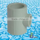Water Feeding PPR Reducing Tee /PPR Tee/pipe tee