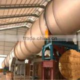 Widely used oil palm fibre dryer/coco peat dryer machine/ coir fibre dryer with low invest