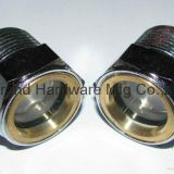 Gaskets threaded oil sight glass