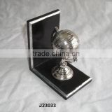 Brass and Wood Book End nautical decorations
