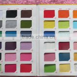 Yiwu City Qing Li Garment Factory Solid Cotton Color Chart We Have 35 Different Colors In Stock